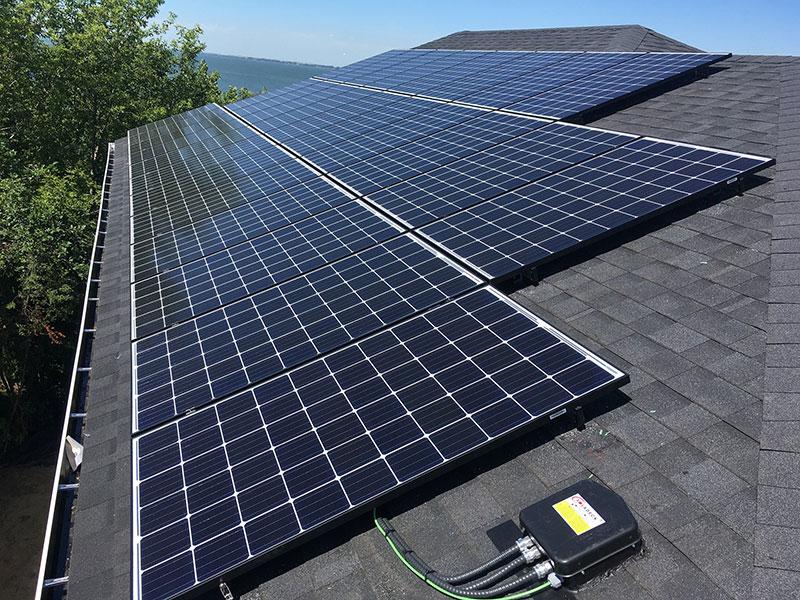 Maunula Electric Ltd. Solar Product